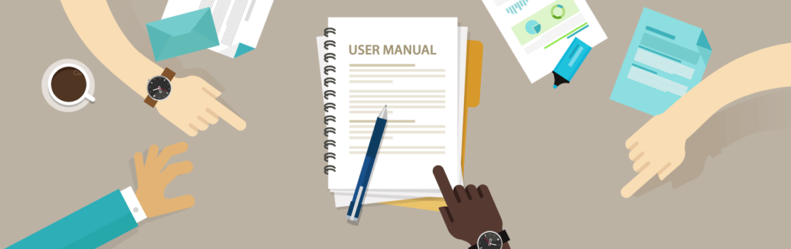 users manuals
