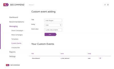 Custom-event