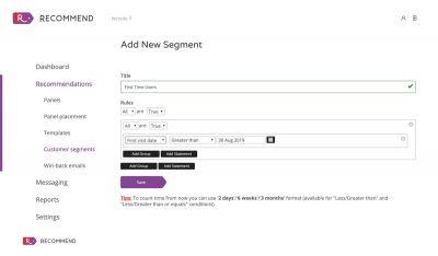 Add-new-segment