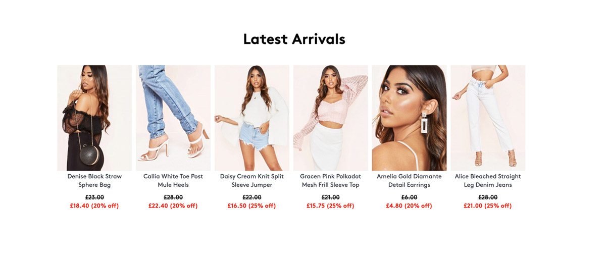 Latest-Arrivals