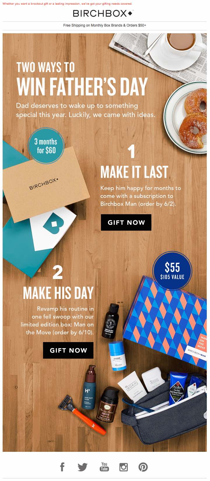 Fathers-Day-Email-Campaign