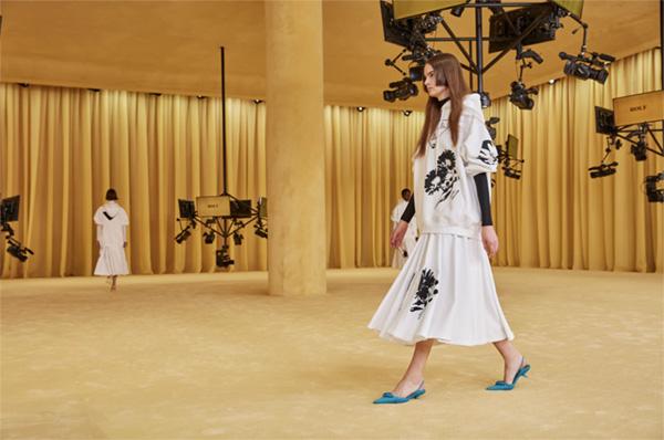 Runway - Prada Digital Fashion Show Sept 2020